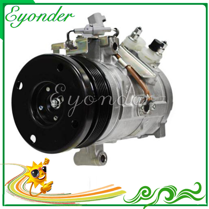 AC A C Air Conditioning Compressor Cooling Pump for Toyota 4Runner Sequoia Lexus GX470 4 7L