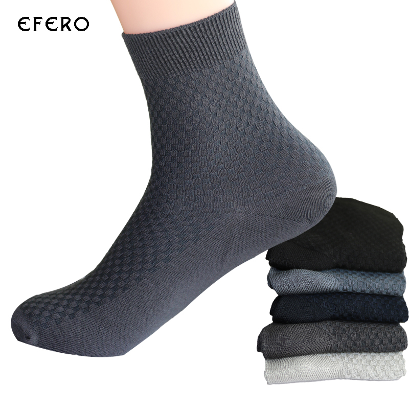 3Pair High Quality Mens Cotton Socks Men Classic Business Brand Mens Socks Breathable Thermal Socks Art Calcetines Hombre