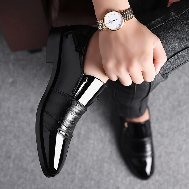 Luxury Business Oxford Leather Shoes 30