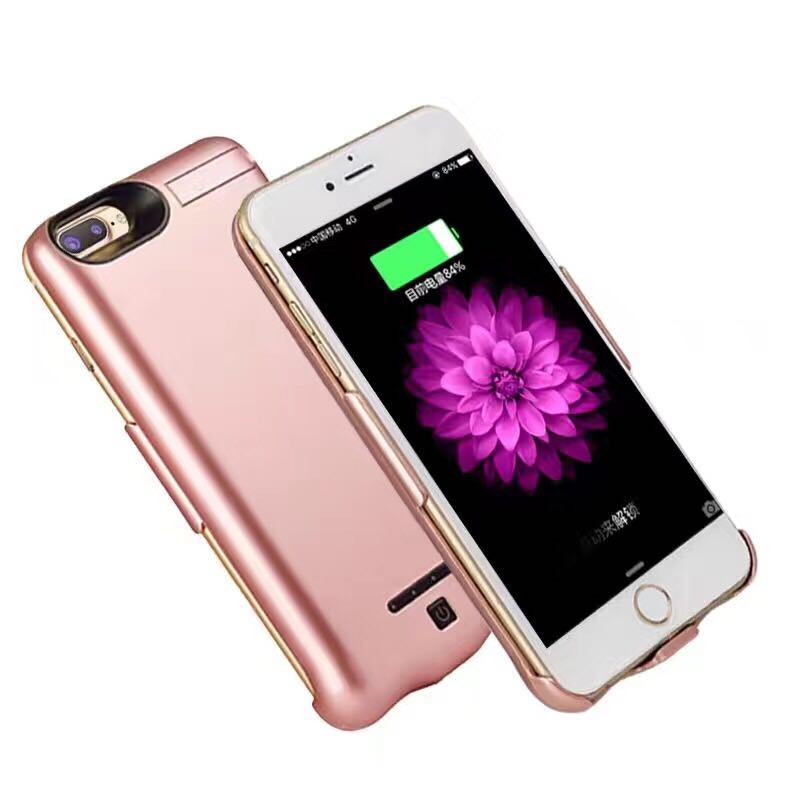 Power Bank Case Phone cases External Battery Pack Backup Charger Case For iPhone 7 iphone7 ip7 & 7plus 10000mAh Power Case Cover