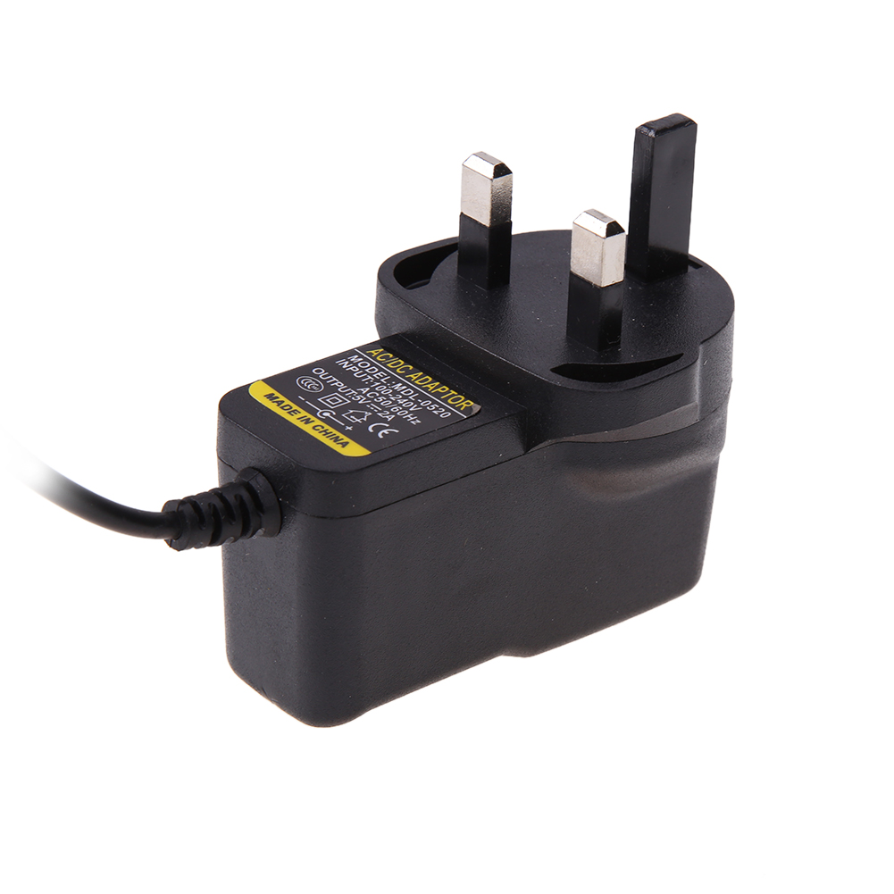 Universal UK AC to DC 5V 2A Micro USB Power Supply Adapter for Windows Android Tablet PC