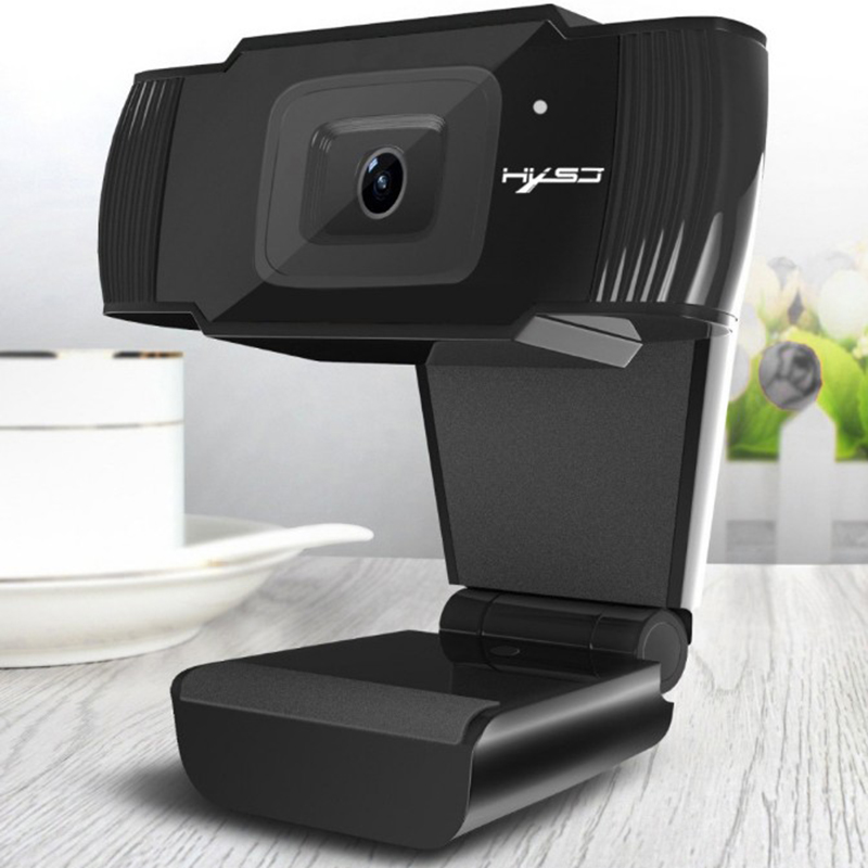 1080 p HD Webcam Caméra avec Built-In anti-Bruit Microphone 2592x1944 Pixels USB Web Caméra pour Bureau notebook PC