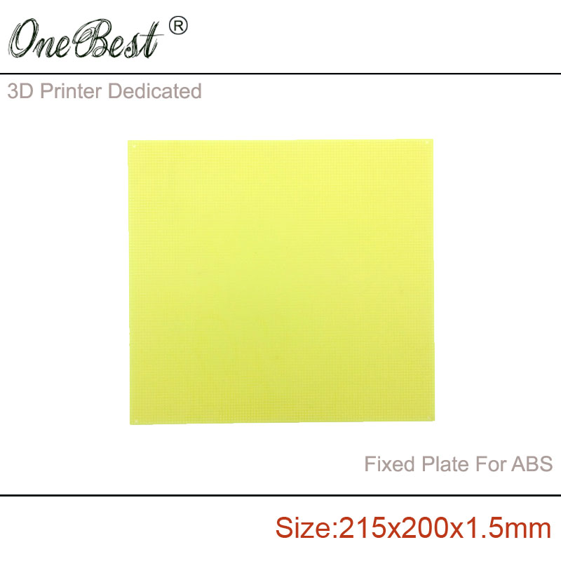 2017 Hotsale  3D printer ABS Special FR4 Porous Epoxy Board(Pegboard) 215x200x1.5mm Fixed Plate For ABS Supplies special offer abs special fixed plate fr4 epoxy boards porous 215x200x1 5mm pegboard aurora z605s z605 free shipping