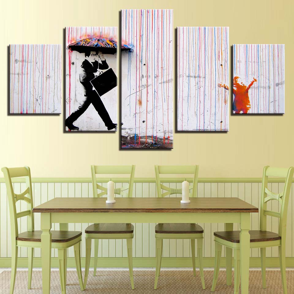 Fantastic Climbing Men Wall Decor Illustration - The Wall Art ...
