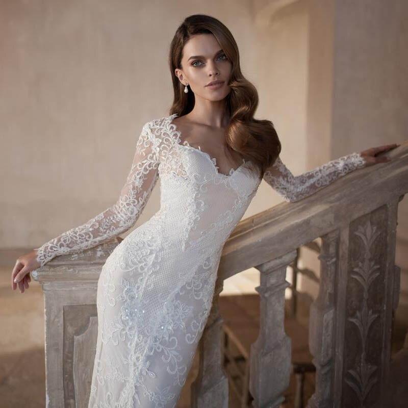 Discount White Lace Long Sleeve Victorian Gothic Wedding: Popular Gothic Wedding Dresses-Buy Cheap Gothic Wedding