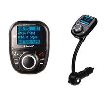 5 в 1 жк-дисплей bluetooth fm передатчик автомобильное зарядное устройство usb mp3 bluetooth handsfree car kit динамик для iphone смартфонов