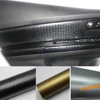 50 152CM Full Body Car Styling Crocodile Skin Car Carbon Interior Leather Vinyl Sticker Decals Crocodilian