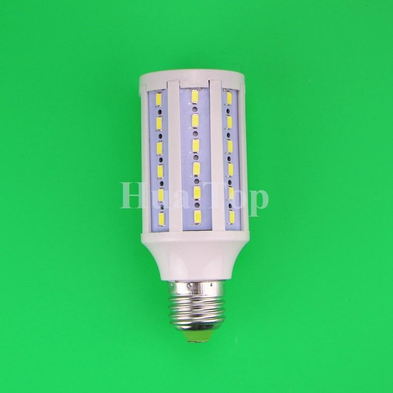 Ultra bright LED bulb 15 Watt E27 AC 220V Cold White Warm ...