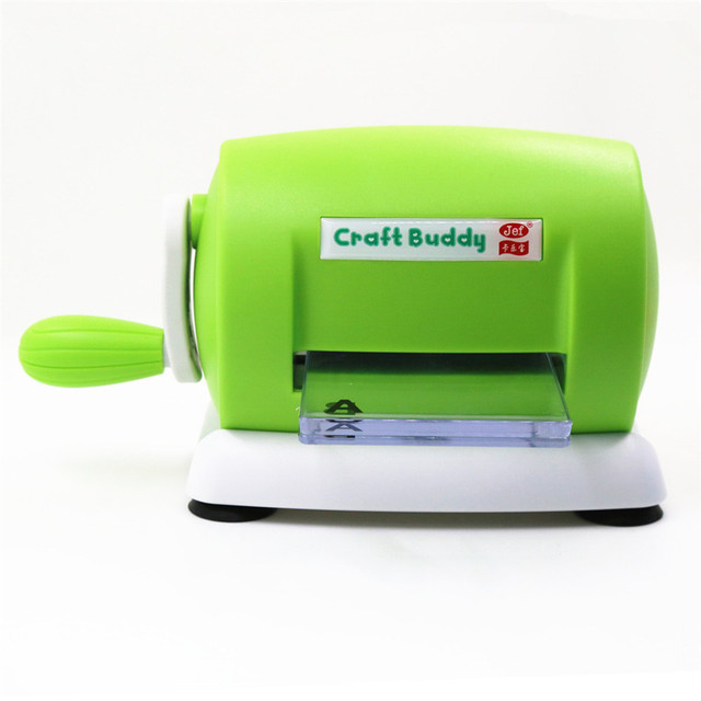 Scrapbooking Mini Craft Machine Die Cutting Embossing Cutter Piece
