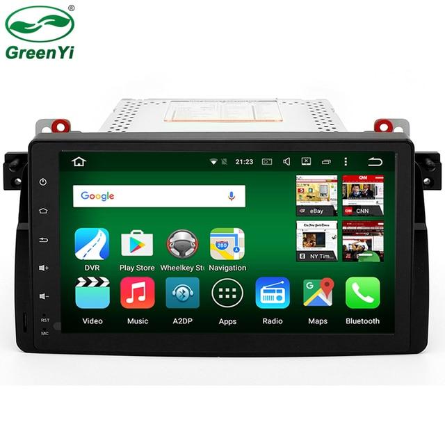 WIFI OBD2 Android 6 0 2GB Car DVD for BMW E46 GPS Player Dash Radio CD
