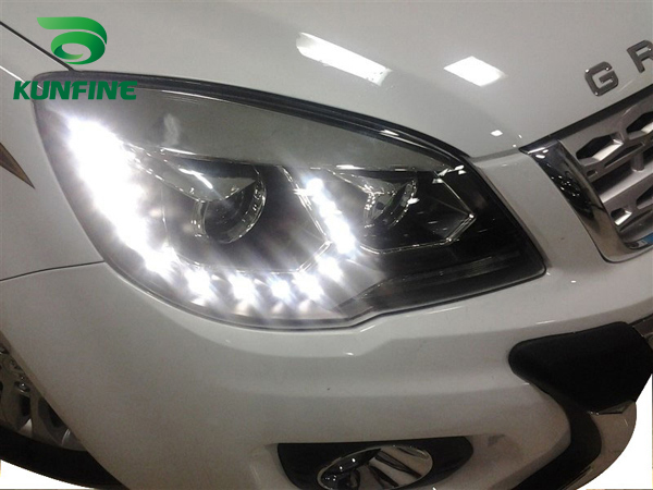 Car Headlight Assembly for GREAT WALL HOVER H6 LED HEAD LAMP