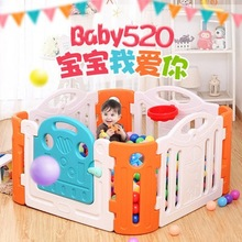 Hot Baby Playpens Child Kids Play Fence Safe Indoor Protection For Kids Baby Activity Crawling