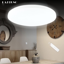 LATTUSO Modern LED Ceiling LED Ceiling Lights Lighting Fixture Lamp Living Room Bedroom Kitchen Surface Mount Remote Control led ceiling lights for bedroom remote control 5cm ceiling lamp for 8 20square meters modern house lighting fixture macaroon