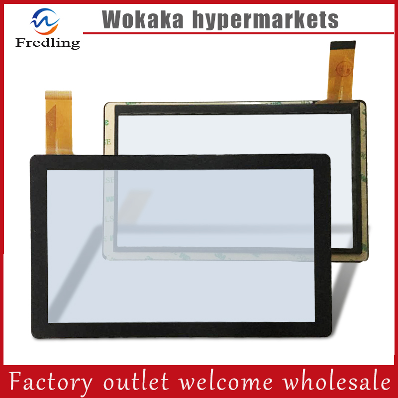 New 7 inch touch screen panel Digitizer for wexler tab 7200 tablet PC free shipping
