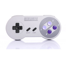 8bitdo SNES30 Wireless Bluetooth Controller Dual Classic Joystick for Nintendo Switch/Android/iOS/MacOS/Windows/Steam