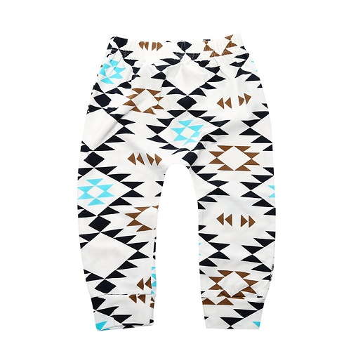 Baby Boys Trousers For Girls Hot Arrival Geometric Pattern PP Pants Newborn Toddler Harem Pants Fashionable Variety Of Pants 19