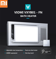 NEW Xiaomi VIOMI XYB01 FN Smart 4 in1 LED Bath Heater Pro Ceiling Light Bathing Light For Mihome APP Remote Control For Bathroom