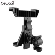Cewaal New Adjustable Music Microphone Stand Holder Mount Fit For 7″-11″ Tablet For iPad 5 3 2 for Samsung Tab Nexus 7 Black