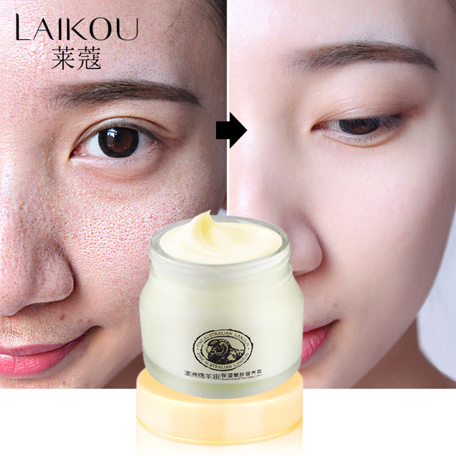 Facial cream moisturizer