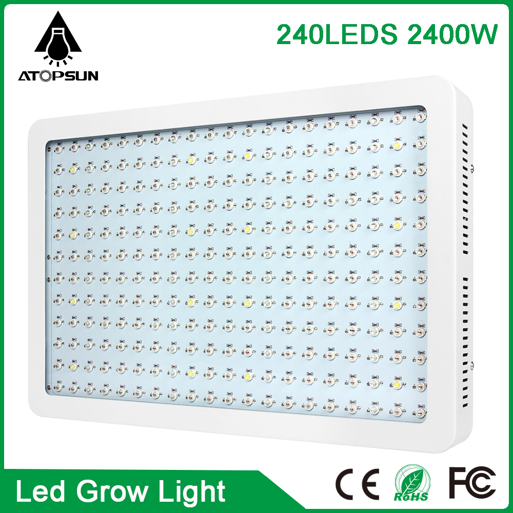 Led Verlichting Growshop Us 345 1 Stks High Power Full Spectrum 2400 W Led Licht Groeien Voor Planten Bloei 168red 48 Blauw 16 Wit 4ir 4uv Aquarium Led Verlichting 40