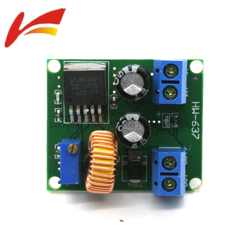 DC-DC 3V-35V To 4V-40V Step Up Power Module Adjustable Boost Converter Adjustable Voltage Board 3V 5V 12V To 19V 24V 30V 36V ...
