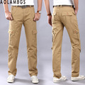 Men Cargo Pants Scratch-resistant Military Clothing Tactical Pants 2016 Outdoors Sweatpants Casual Workwear Trousers 28-42