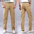 Ropa de los hombres Pantalones Cargo Militar resistente a Los Arañazos Pantalones Tácticos 2016 Al Aire Libre pantalones Deportivos Pantalones de ropa de Trabajo Informal 28-42