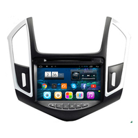 8 Quad Core Android 4 4 1024X600 Car Radio DVD GPS Navigation Central Multimedia For Chevrolet