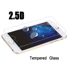 New 2.5D 9H Screen Protector Tempered Glass Fit For iPhone 6 6S 7 8 XR XS Max Toughened Glas Flim