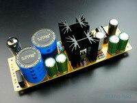 조립 된 tp3 트랜지스터 전원 공급 장치 보드 튜브 프리 앰프 유니버설