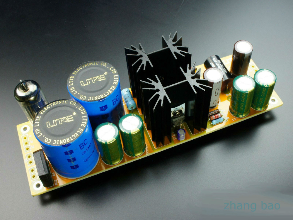 Assembled TP3 transistor power supply board Tube preamp Universal free shipping nylon steering rudder for rc boat height 28mm 36mm 44mm 52mm page 6