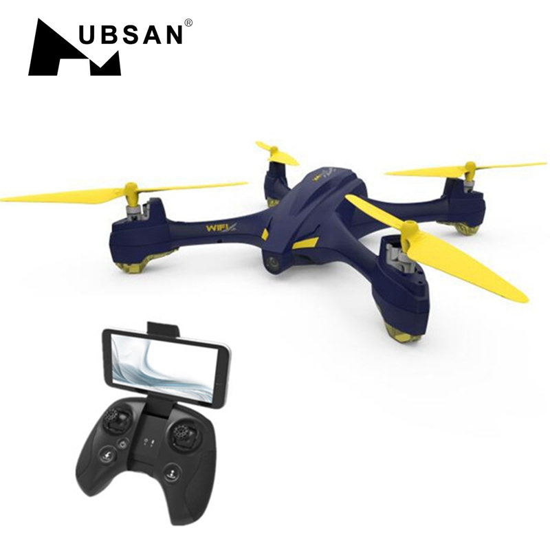 Hubsan X4 STAR H507A Remote App Control Relay Wifi FPV Quadcopter 720P Camera GPS Follow Me Headless RC Drone RTF VS H501A