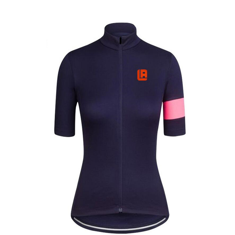 2017 New Summer Woman s Windproof Cycling Jerseys Short Sleeve 3 color Racing Jersey Anti-Shrink Slim Cycling Equipment H175