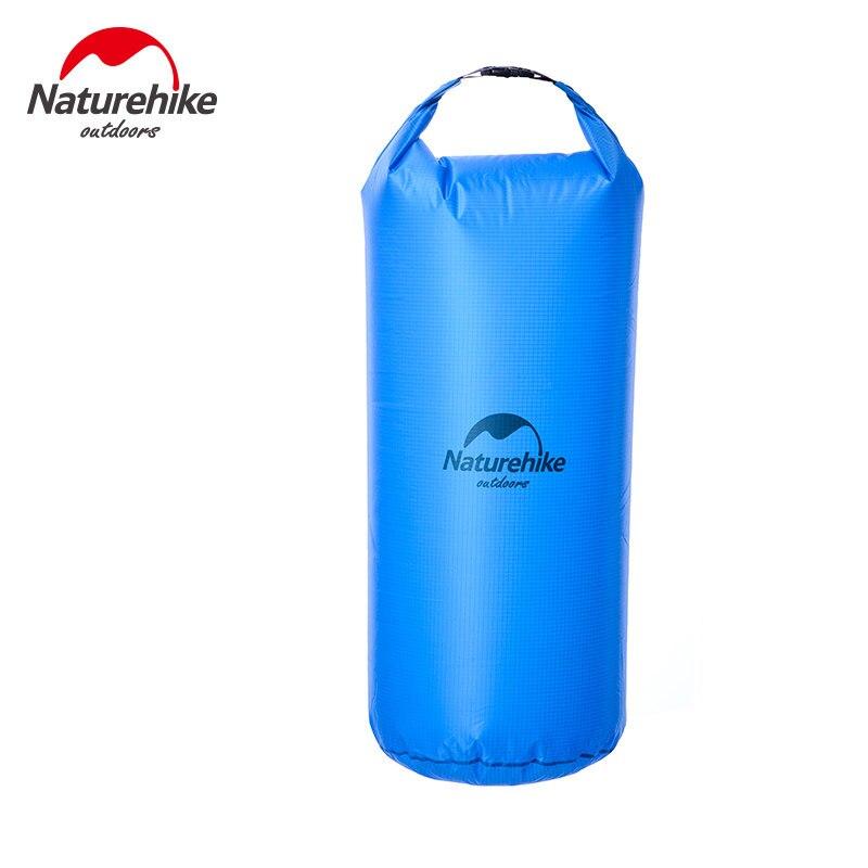 NatureHike 30L Wasserdichte Tasche Ultraleicht Camping Wandern Trockenen Wasser Treiben Kajakfahren Schwimmen Taschen Trockenen Tasche FS15U030-L