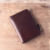 100 Genuine A6 Leather Notebook Vintage Diary Book Travel Journal Christmas Birthday Gift For Men Women
