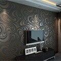 0.7 м * 8.4 м рулонов обоев Papel де parede Посыпать золото фрески дамаск уолл рулона бумаги современная стерео 3D росписи стены рулона бумаги