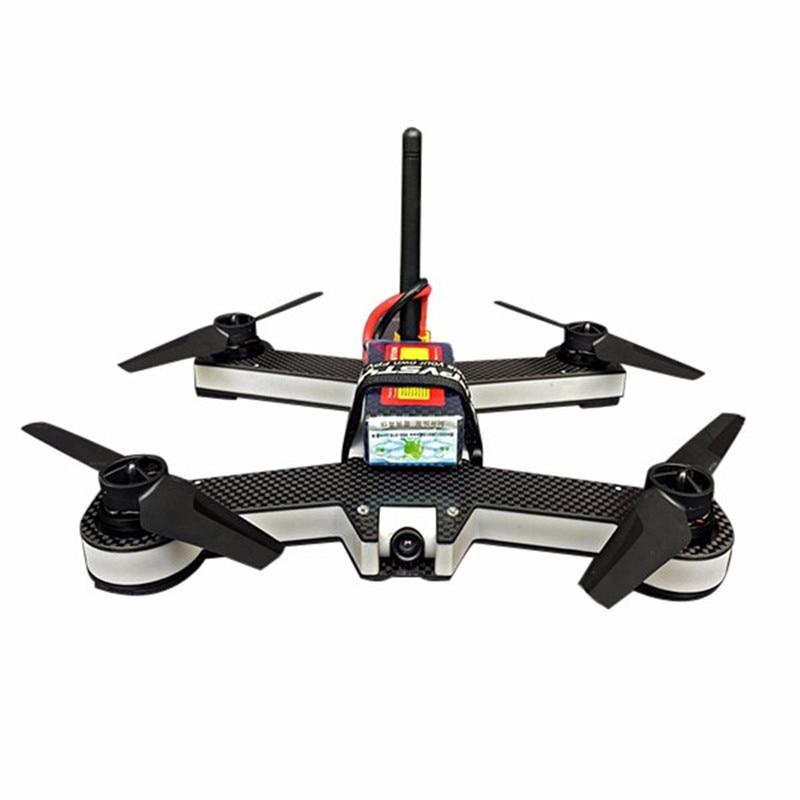 New Arrival Unicorn220 Unicorn 220 FPV Drone w/ 8CH 5.8G 200mW Transmitter 700TVL PAL Camera RTF new 8ch