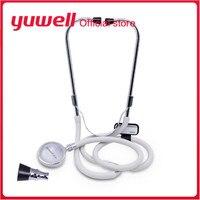 Yuwell профессиональный стетоскоп многофункциональная головная кардиологическая частота легких медицинское устройство частота сердечных с...