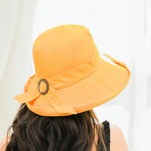 SUOGRY Women Sun Hat Design Summer Beach Fisherman Hats Anti-UV Protection Fishing Bucket For Girl Fashion Panama