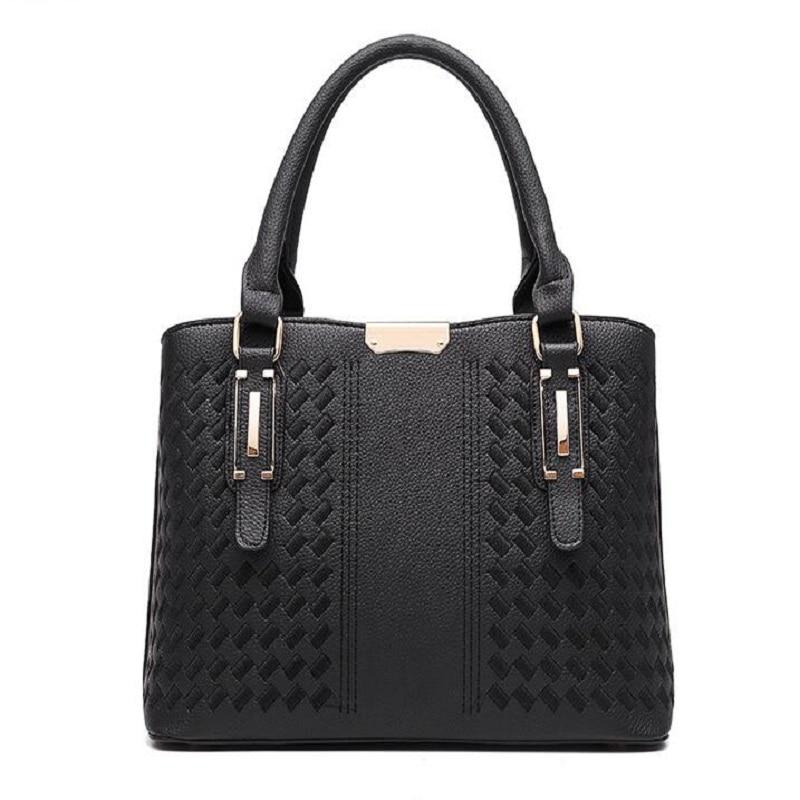 New Crocodile Pattern Women Bag Handbags Women Messenger Bags Crossbody Shoulder Bags Ladies Tassel Women Leather Handbags
