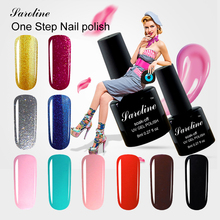 Saroline brand 3 in 1 Gel Nail Polish Easy Remove Easy Use One-Step Colors Nail Gel Lacquer soak off