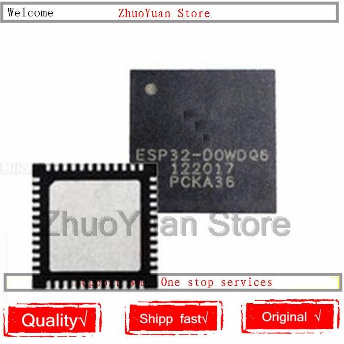 1PCS/lot ESP32-D0WDQ6 QFN48 New Original IC Chip ESP32-DOWDQ6