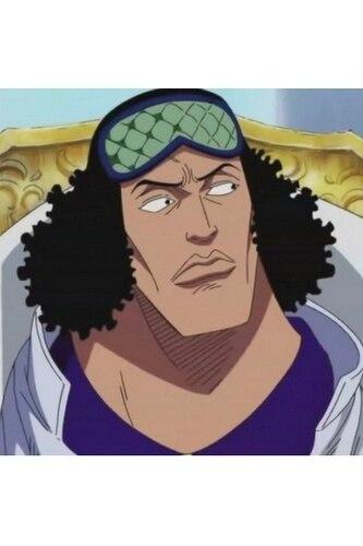 one piece kuzan aokiji cosplay wig free shipping for christmas for