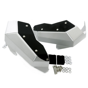 Image 4 - R 1200 GS Engine Cylinder Head Guards Protector Cover For BMW R1200GS R1200RT LC Adventure R1200R R1200RS Motorcycle