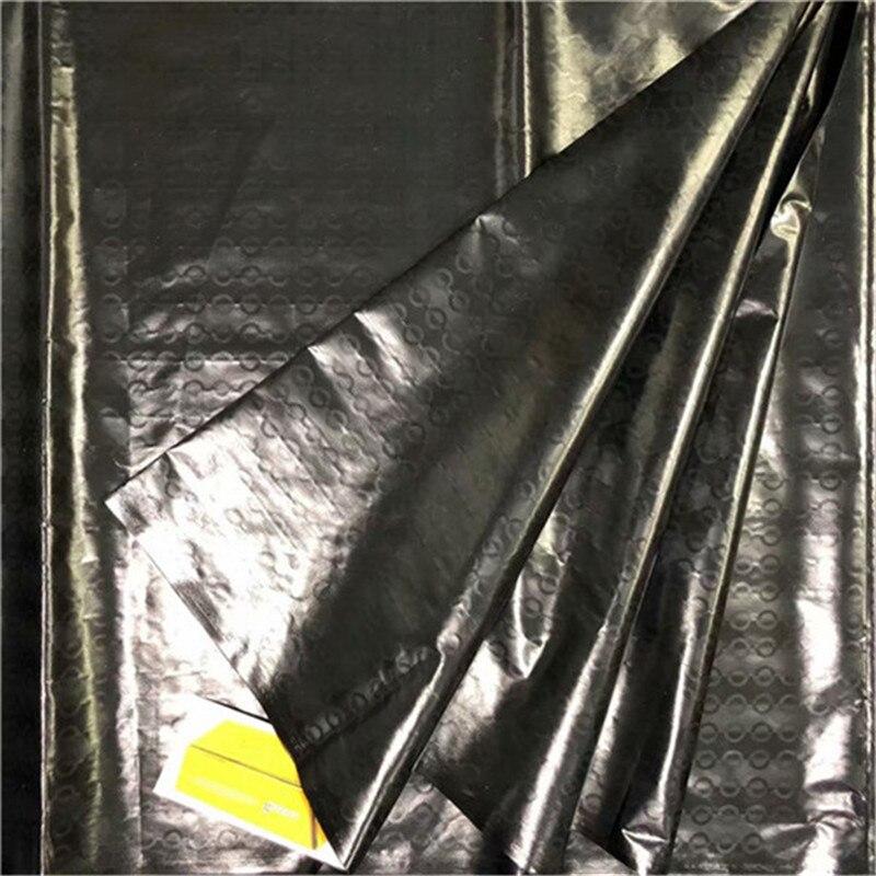 Bazin riche getzner bazin riche getzner 2019 bawełna tkaniny tissu africain szampana złota koronka tkaniny do sukni 10 stoczni/ wiele w Koronka od Dom i ogród na  Grupa 2