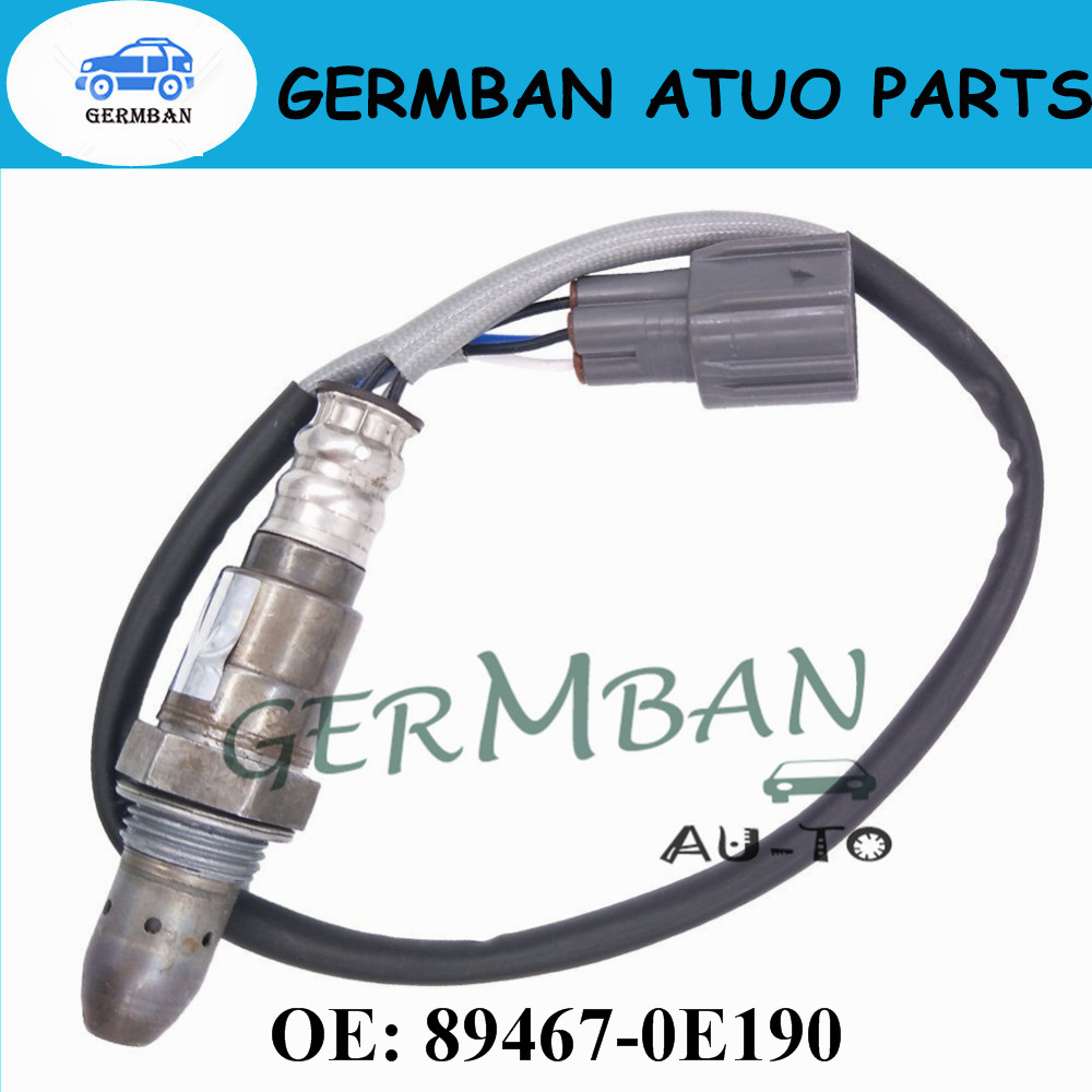 New Manufacture Air Fuel Ratio Oxygen Sensor Fit For Toyota Highlander 3.5L-V6 2014-2016 Part No# 89467-0E190 New Manufacture Air Fuel Ratio Oxygen Sensor Fit For Toyota Highlander 3.5L-V6 2014-2016 Part No# 89467-0E190