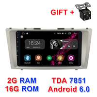 2 DIN Quad core Android 6.0 9
