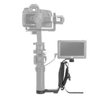 Zhiyun Crane 2 Gimbal Accessories L Bracket For LED Light Microphone Monitor Similar As Dual Handle