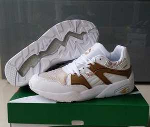 86ab1b109cb PUMA size40-44 Badminton Shoes TRINOMIC BLAZE men s shoes Sneakers