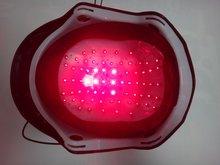 머리카락 재성장 레이저 헬멧 64/68 의료 다이오드 치료 탈모 솔루션 머리카락 빠른 재성장 lllt 레이저 캡 무료 유리